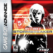 Alex Rider Stormbreaker - Game Boy Advance Game