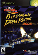 New Factory Sealed IHRA Professional Drag Racing 2005 - Xbox Game