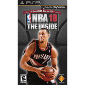 New Factory Sealed NBA 10 the Inside - PSP Game