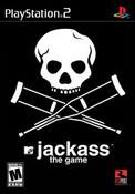 Jackass The Game - PS2 Game