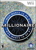 Who Wants To Be A Millionaire? - Wii Game