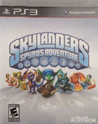 Skylanders Spyro's Adventure - PS3 Game