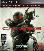 Crysis 3 Hunter Edition - PS3 Game