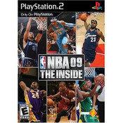 NBA 09 the Inside - PS2 Game