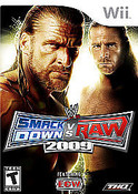 Smackdown vs Raw 2009 - Wii Game
