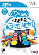 uDraw Studio Instant Artist - Wii Game