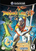 Dragon's Lair 3D - GameCube Game
