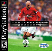 David Beckham Soccer - PS1 Game