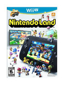 Nintendo Land - Wii U Game