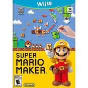 Super Mario Maker - Wii U Game