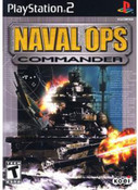 Naval Ops Commander - PS2 Game
