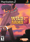 Wild Arms 5 - PS2 Game