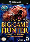 Cabela's Big Game Hunter 2005 - Gamecube Game