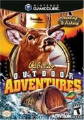 Cabela's Outdoor Adventures - Gamecube Game