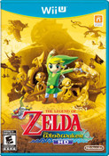 Legend Of Zelda The Wind Waker Wii U Game for sale.
