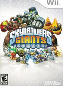 Skylanders Giants - Wii Game