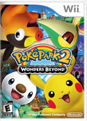 PokePark 2 Wonders Beyond - Wii Game