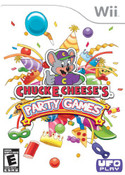 Chuck E. Cheese's Party Games - Wii Game