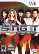Disney Sing It Pop Hits - Wii Game