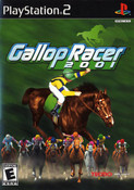 Gallop Racer 2001 - PS2 Game