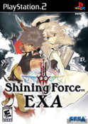 Shining Force EXA - PS2 Game