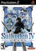 Suikoden IV - PS2 Game