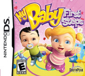 My Baby First Steps - Nintendo DS Game