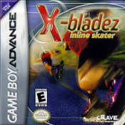 X Bladez Inline Skater - Game Boy Advance Game