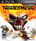 Twisted Metal - PS3 Game