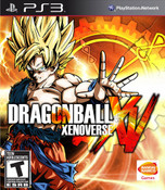 DragonBall Xenoverse XV - PS3 Game
