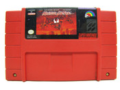 Spider-Man Venom Maximum Carnage Red Cartridge - SNES Game
