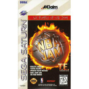 NBA Jam Tournament Edition - Saturn Game