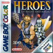 Heroes of Might and Magic - Game Boy Color Game