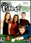 Pool Party - Wii Game