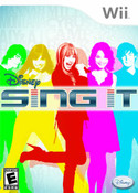 Disney Sing It - Wii Game