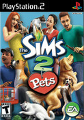 Sims 2 Pets, The - PS2 Game