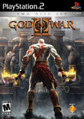 God of War II Two Disc Set - PS2 Game