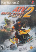 ATV Offroad Fury 2 Not for Resale - PS2 Game