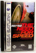 Need for Speed, The - Saturn Game