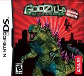 Godzilla Unleashed Double Smash - DS Game