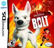 Disney Bolt - DS Game