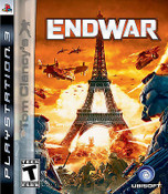 EndWar - PS3 Game