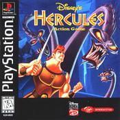 Hercules, Disney - PS1 Game