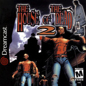 Complete House of the Dead 2, The - Dreamcast Game