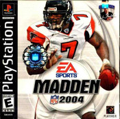 Madden 2004 - PS1 Game
