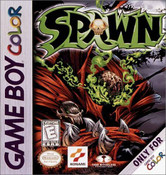 Spawn - Game Boy Color Game