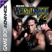 WWE Road to Wrestlemania X8 - Game Boy Advance Game