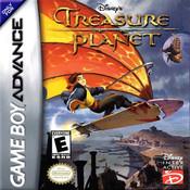 Disney's Treasure Planet - Game Boy Advance Game