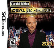 Deal or No Deal Special Edition - DS Game