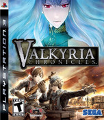 Valkyria Chronicles - PS3 Game